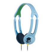 Skullcandy Icon 2 On-Ear Headphones, Light Blue, medium