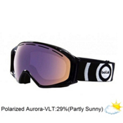 Bolle Gravity Polarized Goggles 2013, Shiny Black-Polarized Aurora, medium