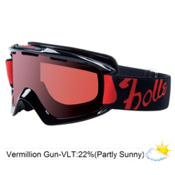 Bolle Nova Goggles 2013, Black-Vermillon Gun, medium