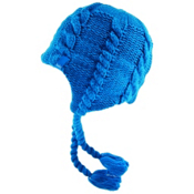 Bula Aran Peruvian Kids Hat, Sky, medium
