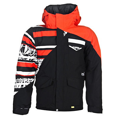 Volcom Trace Insulated Boys Snowboard Jacket, , large