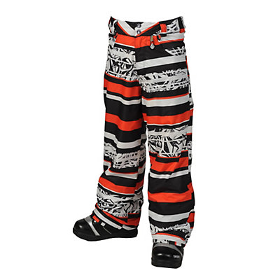 Volcom Recruit Insulated Kids Snowboard Pants, , viewer