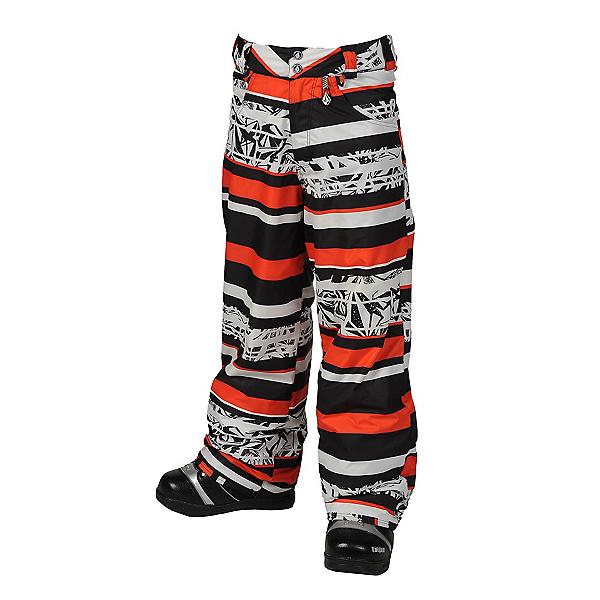 Volcom Recruit Insulated Kids Snowboard Pants, , 600