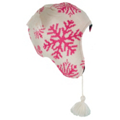 Dale Of Norway Snowflake Ski Womens Hat, Cream-Allium, medium