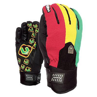 Level Suburban Ski Gloves, , large