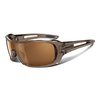 Revo Backbay Sunglasses, Brown, large