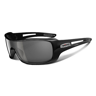Revo Backbay Sunglasses, Black, large