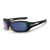 Revo Red Point Sunglasses, Polished Black, medium