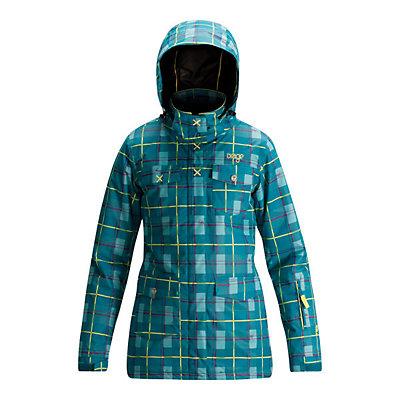 Orage Ballina Womens Insulated Ski Jacket, , viewer