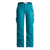 Orage Bella Womens Ski Pants, Lagoon, medium