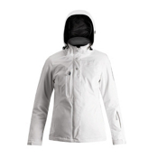 Orage Louise Womens Insulated Ski Jacket, White, medium