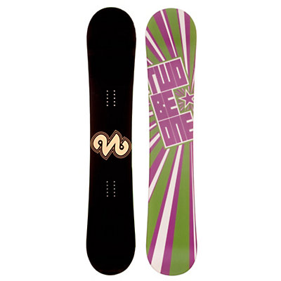 2B1 Simple Snowboard, , large