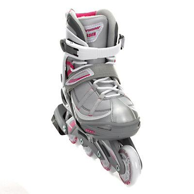 Bladerunner Phaser Adjustable Girls Inline Skates, , large