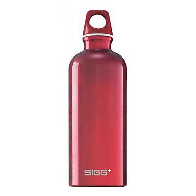 SIGG+ Traveler Red Water Bottle, , large