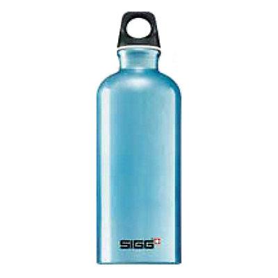 SIGG+ Traveler Sky Blue Water Bottle, , large