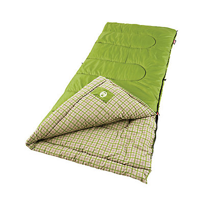 Coleman Green Valley Sleeping Bag 2015, , large