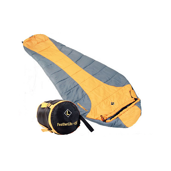 Ledge Featherlite 20 Sleeping Bag Sleeping Bag, , 600