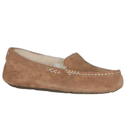 UGG Ansley Womens Slippers, Chestnut, 256