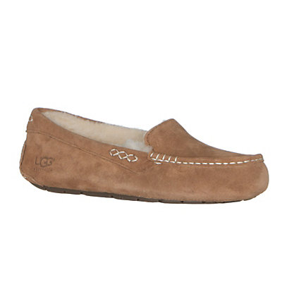 UGG Ansley Womens Slippers, Chestnut, viewer