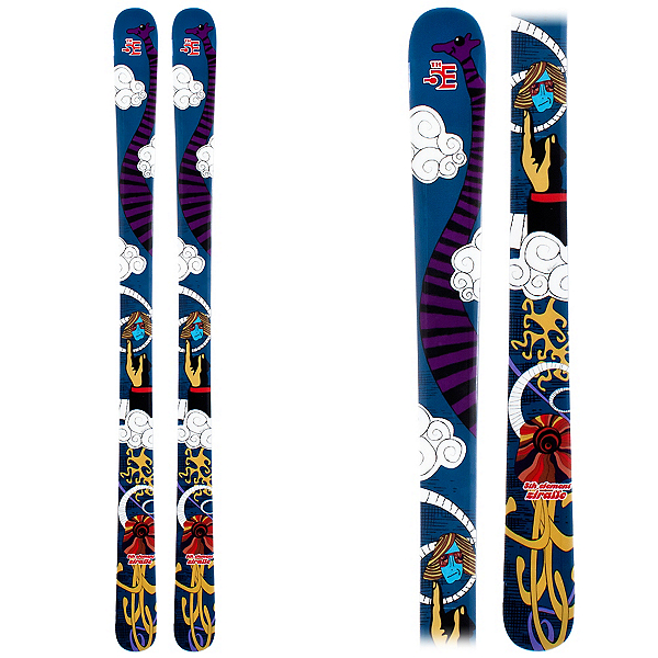 5th Element Zirrafe Skis, , 600
