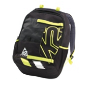 K2 Varsity Pack Backpack, Black-Green, medium