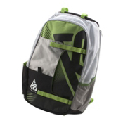 K2 FIT Social Pack Backpack, Black-Green, medium