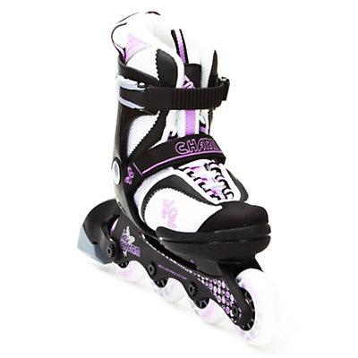 K2 Charm Adjustable Girls Inline Skates, , large