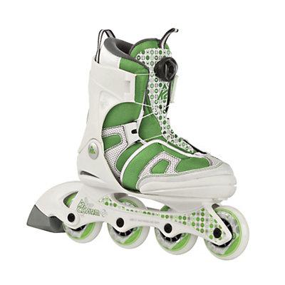 K2 Charm Boa Adjustable Girls Inline Skates, , large