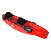 Hobie Kona DLX Kayak, Red Hibiscus, medium