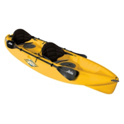 Hobie Kona DLX Kayak, Golden Papaya, medium