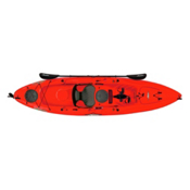 Hobie Mirage Outback Kayak 2013, Red Hibiscus, medium