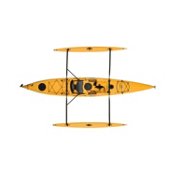 Hobie Mirage Adventure Island Kayak 2013, Golden Papaya, medium