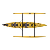Hobie Mirage Tandem Island Kayak 2013, Golden Papaya, medium