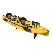 Hobie Mirage Outfitter Kayak 2013, Golden Papaya, medium