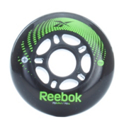 Reebok 4 Pack Inline Hockey Skate Wheels, , medium