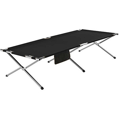 Eureka Camping Cot XL, Black, viewer