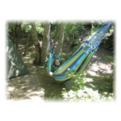 Grand Trunk Roatan Travel Hammock, Blue, medium