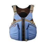 Stohlquist Cruiser Womens Kayak Life Jacket 2016, Powder Blue, medium