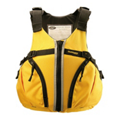Stohlquist Cruiser Womens Kayak Life Jacket 2016, Mango, medium