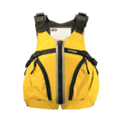 Stohlquist Trekker Adult Kayak Life Jacket 2016, Mango, medium