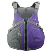 Stohlquist Flo Womens Kayak Life Jacket 2013, Purple, medium