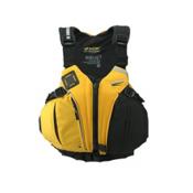 Stohlquist Drifter Adult Kayak Life Jacket, Mango-Black, medium
