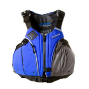 Stohlquist Drifter Adult Kayak Life Jacket 2013, Royal Blue-Charcoal, medium