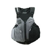 Stohlquist Drifter Adult Kayak Life Jacket, Charcoal-Black, medium