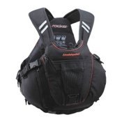 Stohlquist Rocker Adult Kayak Life Jacket 2014, Black, medium