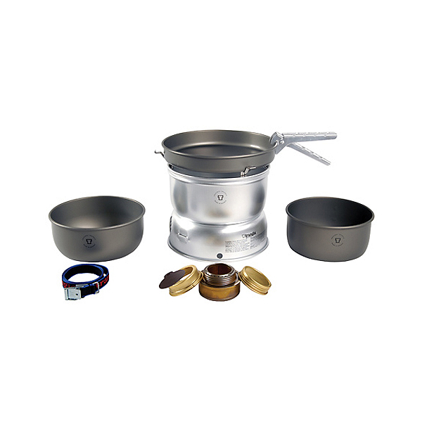 Trangia 25-7 Ultralight Hard Anodized Stove Set, , 600
