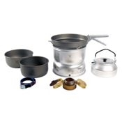 Trangia 25-8 Ultralight Hard Anodized Stove Set, , medium