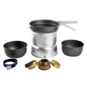 Trangia 27-7 Ultralight Hard Anodized Stove Set, , medium