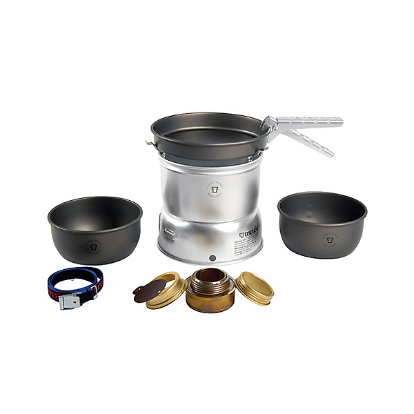 Trangia 27-7 Ultralight Hard Anodized Stove Set, , 600