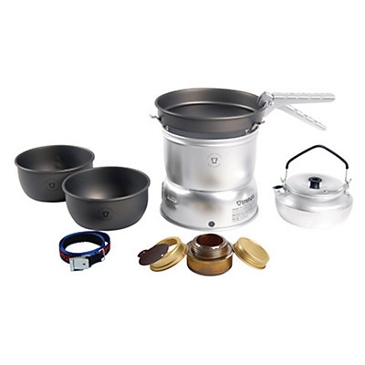 Trangia 27-8 Ultralight Hard Anodized Stove Set, , viewer